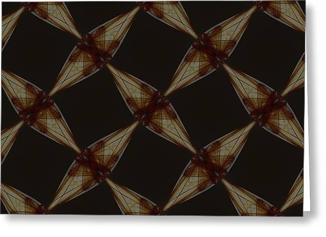Repeating Patterns 2 Greeting Card