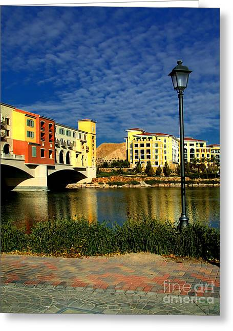 Resort In Henderson Nevada Greeting Card