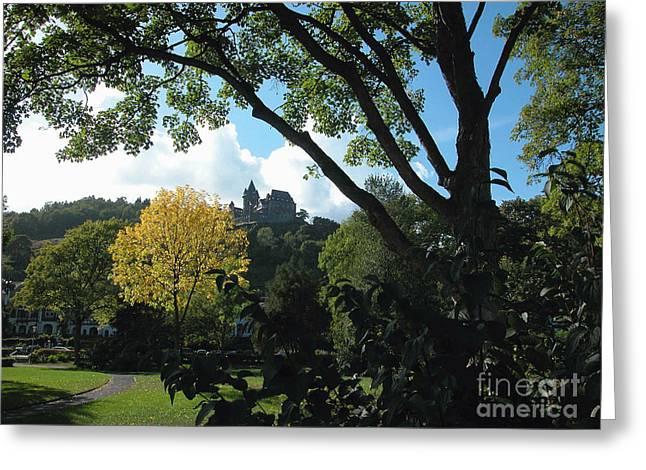 Rhineland Greeting Card by TPD Art
