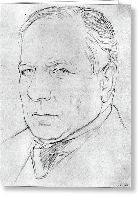 Richard Haldane (1856-1928) Greeting Card by Granger
