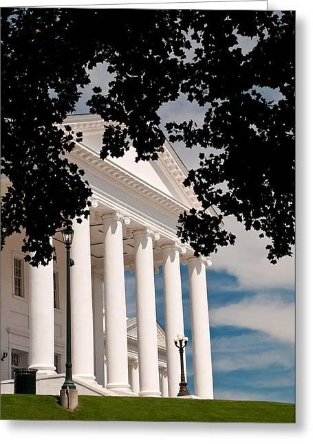 Richmond Capital Greeting Card