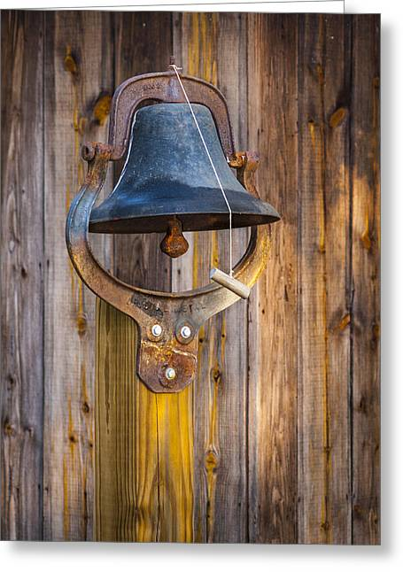 Greeting Card featuring the photograph Ring My Tennessee Bell by Carolyn Marshall
