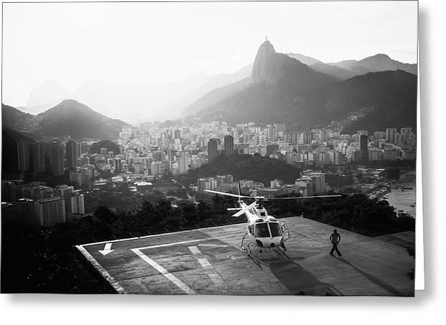 Rio Greeting Card