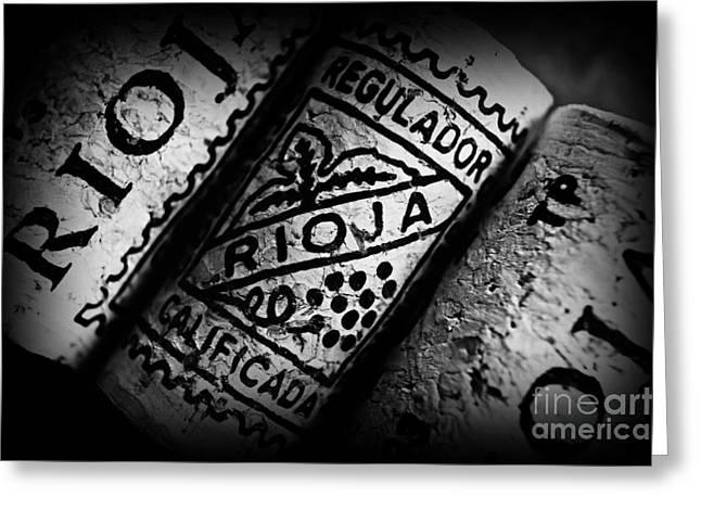 Rioja Greeting Card