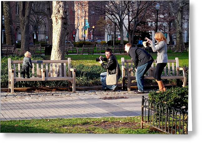 Rittenhouse Moment Greeting Card