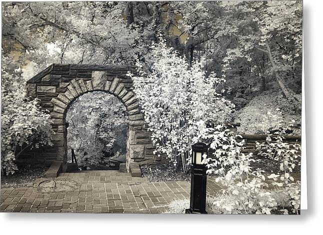Ritter Park Arch Greeting Card