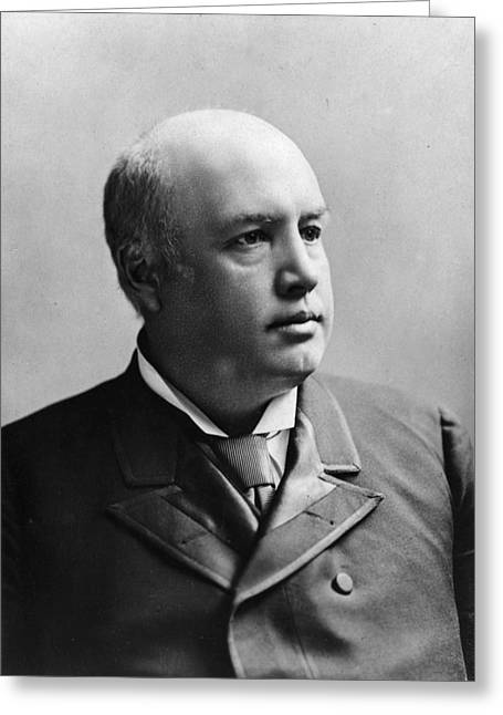 Robert Green Ingersoll (1833-1899) Greeting Card