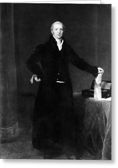 Robert Jenkinson (1770-1828) Greeting Card