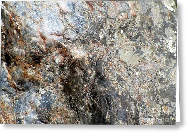 Rock Three Greeting Card
