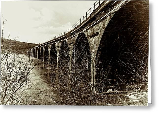 Rockville Bridge  Greeting Card