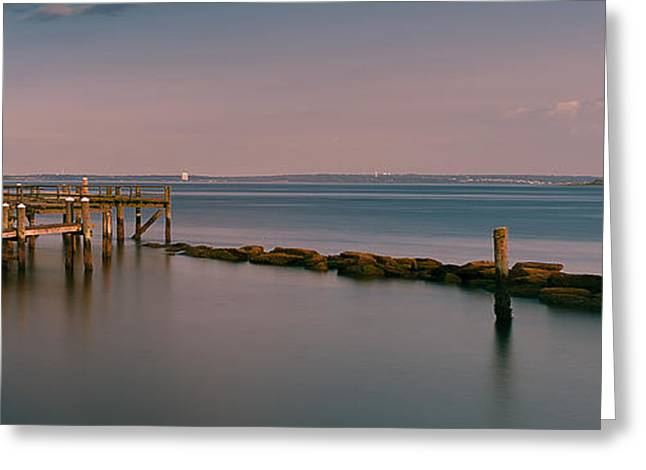 Rocky Point Greeting Card by Pro Shutterblade