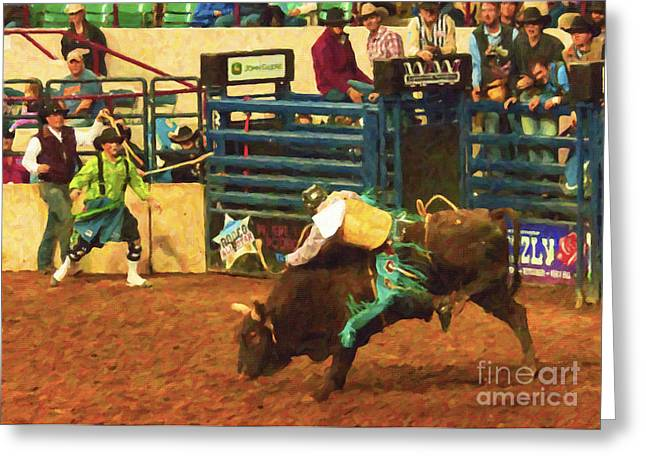 Rodeo All Stars Greeting Card