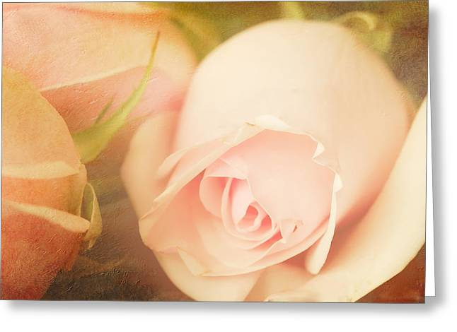 Romance Greeting Card by Dick Wood