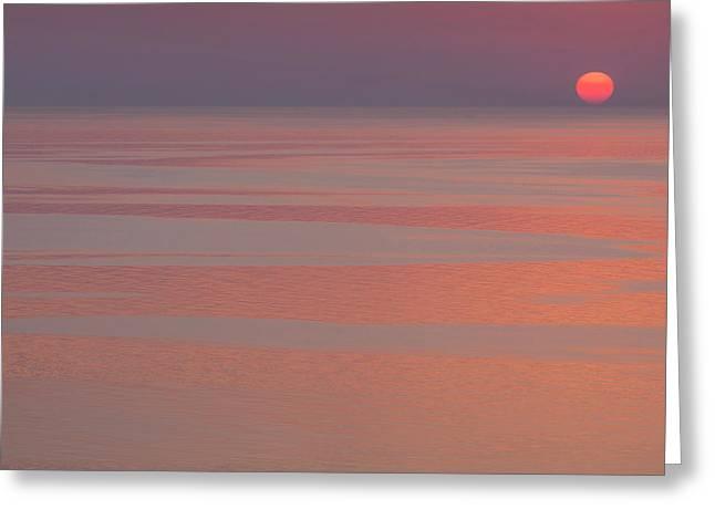 Romania, Black Sea Coast, Constanta Greeting Card by Walter Bibikow
