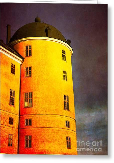 Romantic Fairytale Castle Greeting Card
