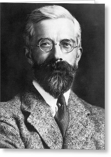 Ronald Fisher Greeting Card