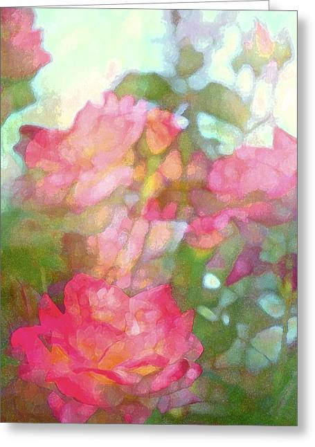 Rose 200 Greeting Card by Pamela Cooper