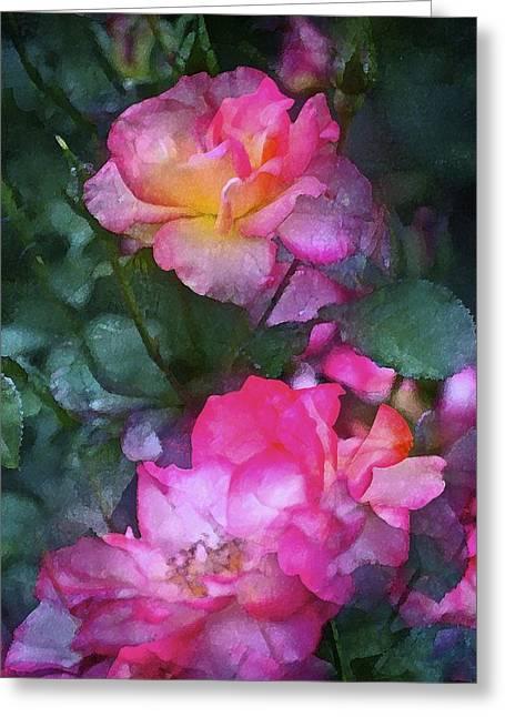 Rose 242 Greeting Card