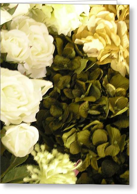 Rose Lights Greeting Card
