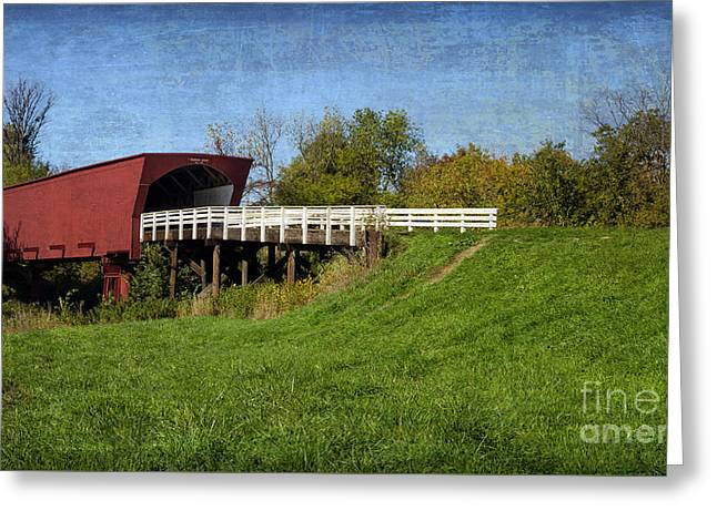 Roseman Bridge Greeting Card