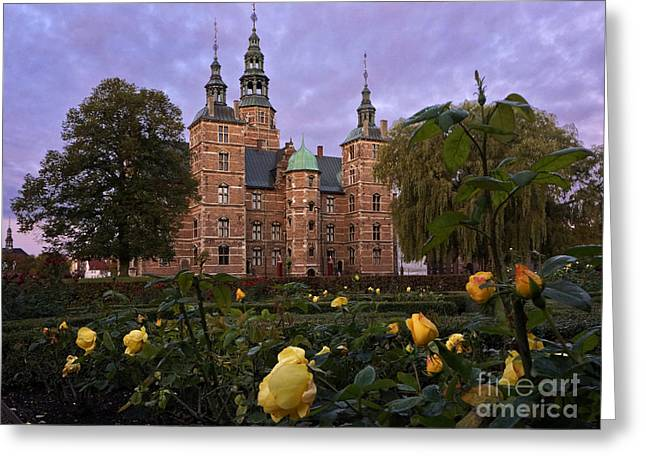 Rosenborg Castle Greeting Card by Inge Riis McDonald