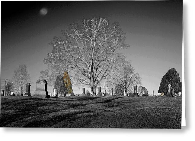 Roseville Cemetary Greeting Card