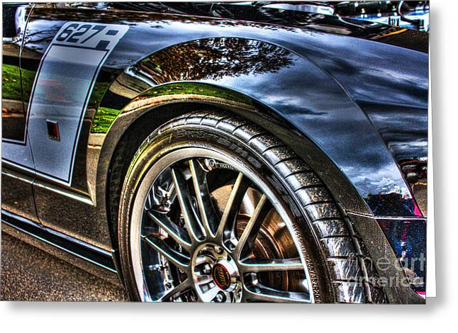 Roush 627 Greeting Card by Tommy Anderson
