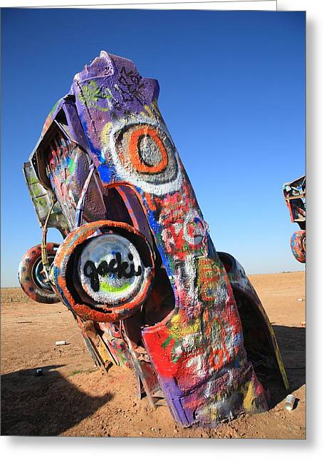 Route 31 Auto Sales >> Route 66 Cadillac Ranch Photograph by Frank Romeo