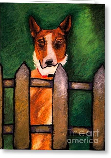Roxie Greeting Card