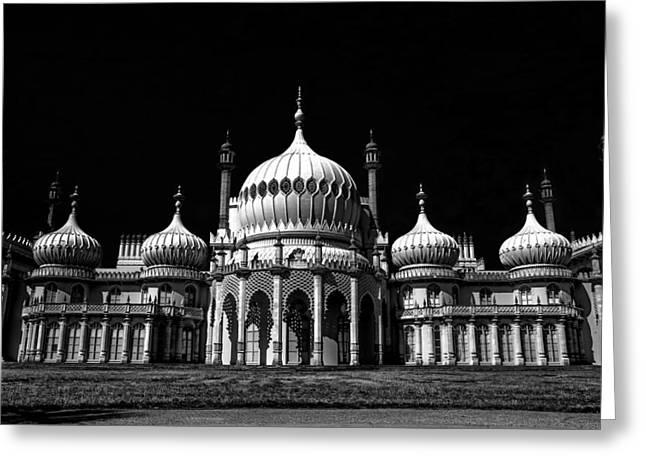 Royal Pavilion - Brighton Greeting Card