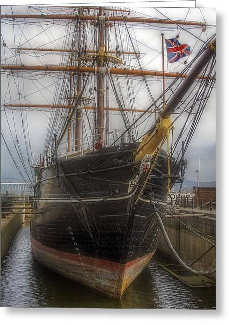 Rss Discovery Greeting Card by Jason Politte