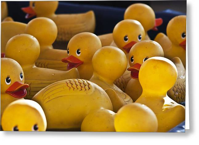 Rubber Duck Greeting Cards (Page #8 of 11) | Fine Art America