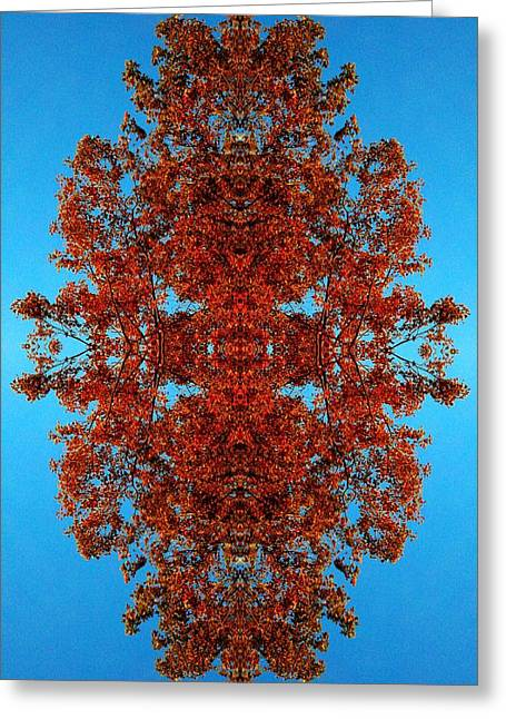 Greeting Card featuring the photograph Rust And Sky 4 - Abstract Art Photo by Marianne Dow