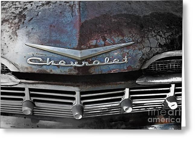 Rusty Impala Greeting Card