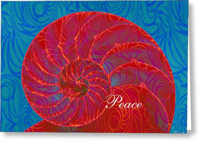 Sacred Place - Print Greeting Card