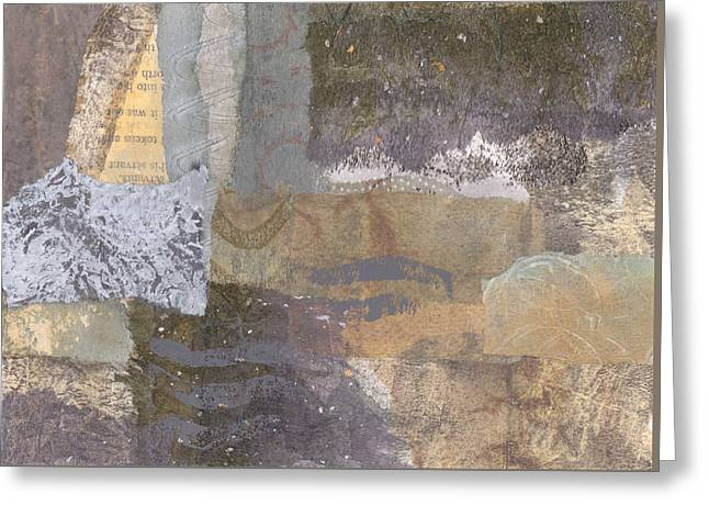 Greeting Card featuring the mixed media Sail Out For Good Eidolon Yacht by Catherine Redmayne