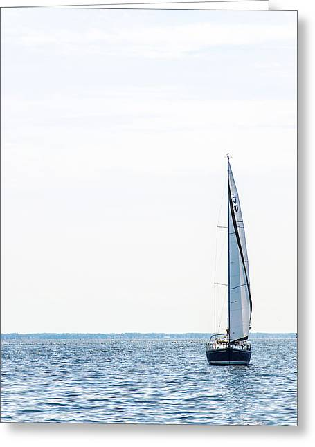 Sailboat Annapolis Greeting Card