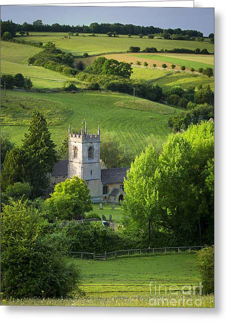 Saint Andrews - Cotswolds Greeting Card