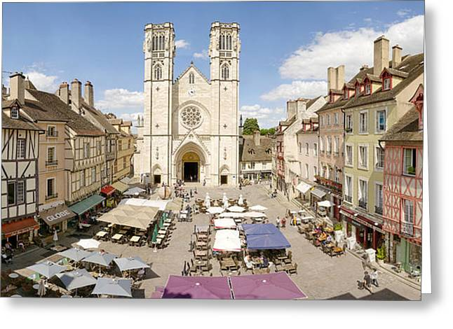 Saint-vincent De Chalon-sur-saone Greeting Card