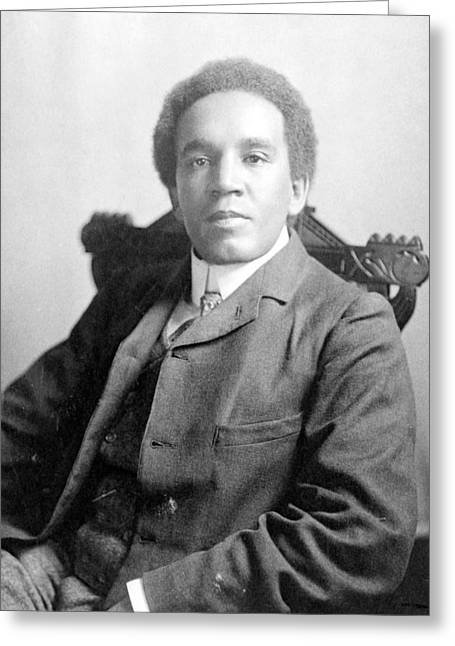 Samuel Coleridge-taylor (1875-1912) Greeting Card by Granger