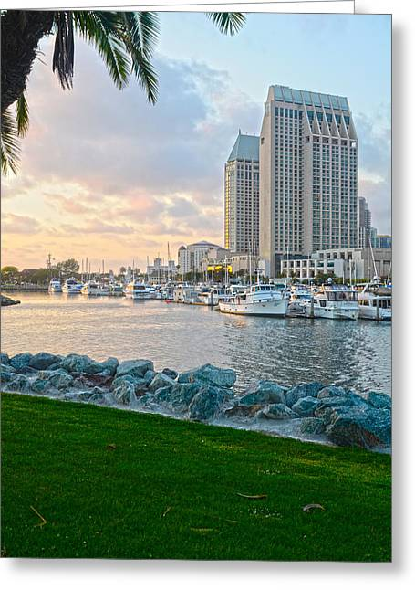 San Diego Beauty Greeting Card by Andrew Kasten