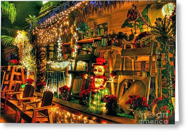 San Diego Christmas Greeting Card