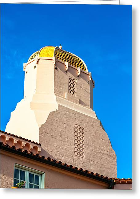 San Diego Church Greeting Card