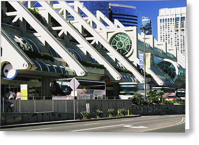 San Diego Convention Center, Marina Greeting Card