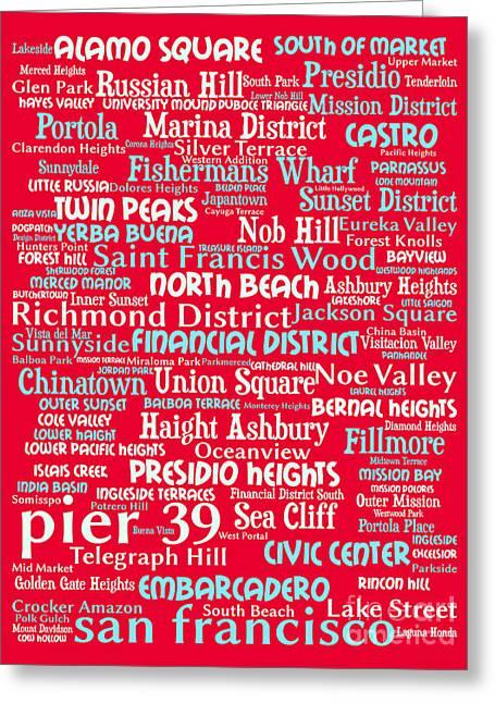 San Francisco 20130710p120 Greeting Card