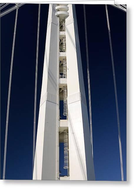 San Francisco-oakland Bay Bridge, San Greeting Card