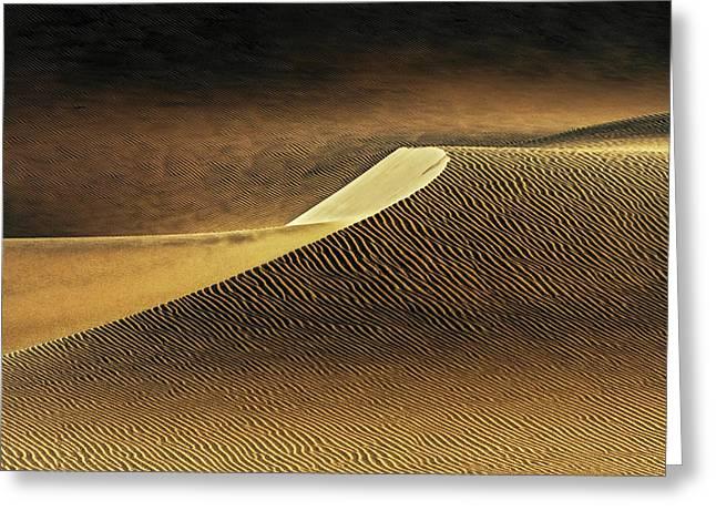 Sandscape Greeting Card