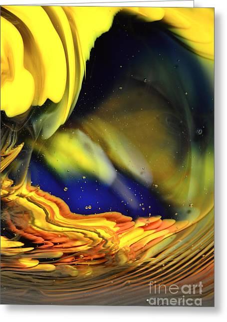 Sandstone Portal Greeting Card