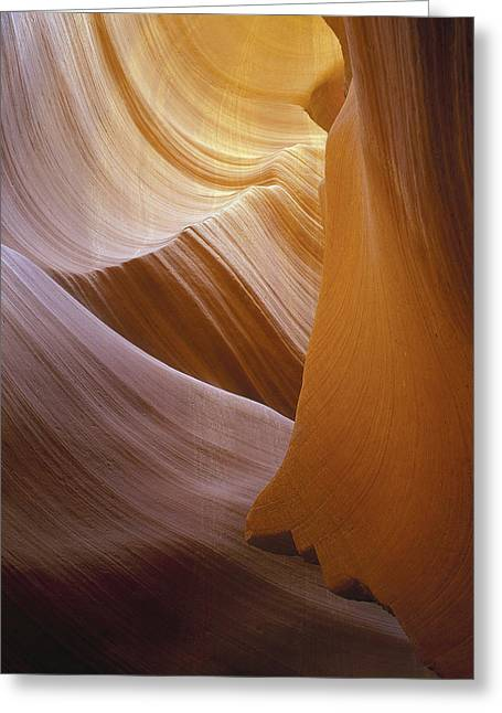 Sandstone Vortex Greeting Card