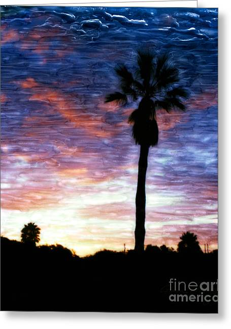 Santa Barbara Sunrise Greeting Card
